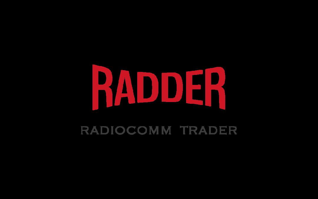 NASCE RADDER, RADIOCOMMUNICATION TRADER